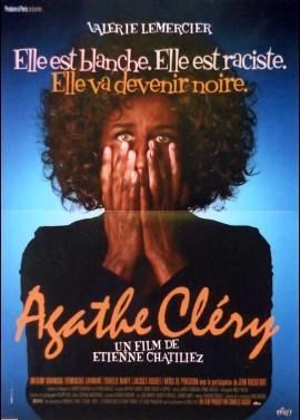 affiche du film AGATHE CLERY