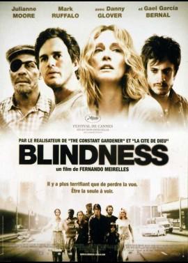 affiche du film BLINDNESS