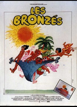 affiche du film BRONZES (LES)