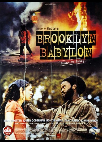 affiche du film BROOKLYN BABYLON