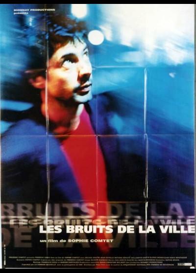 affiche du film BRUITS DE LA VILLE (LES)