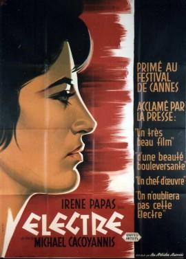 affiche du film ELECTRE