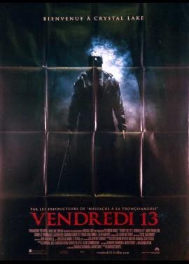 VENDREDI THE 13 TH movie poster