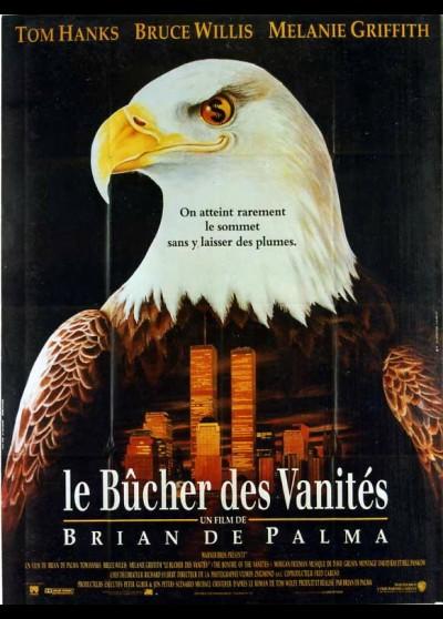 affiche du film BUCHER DES VANITES (LE)