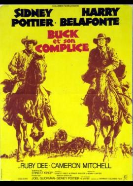 affiche du film BUCK ET SON COMPLICE