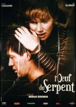 affiche du film OEUF DU SERPENT (L')