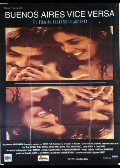 affiche du film BUENOS AIRES VICE VERSA