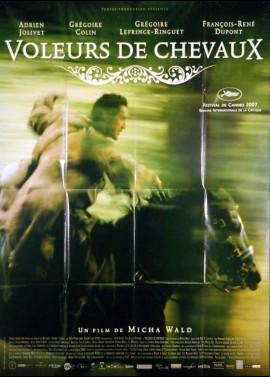 affiche du film VOLEURS DE CHEVAUX
