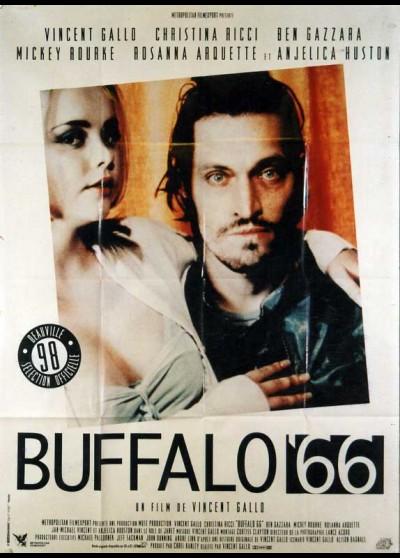 affiche du film BUFFALO 66