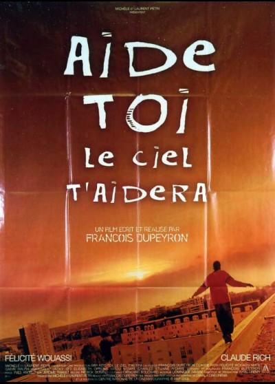 AIDE TOI LE CIEL T'AIDERA movie poster