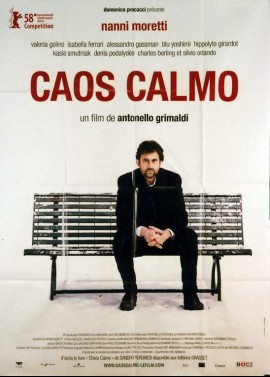 CAOS CALMO movie poster