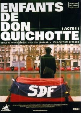 ENFANTS DE DON QUICHOTTE ACTE 1 (LES) movie poster