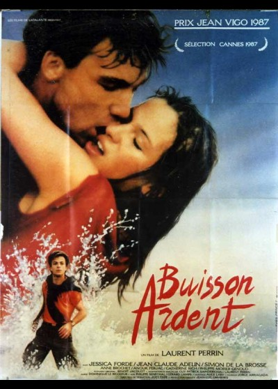 affiche du film BUISSON ARDENT