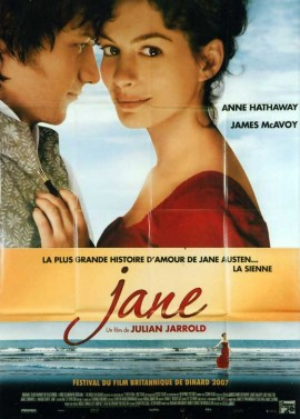 BECOMING JANE movie poster