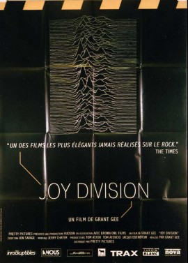 JOY DIVISION movie poster