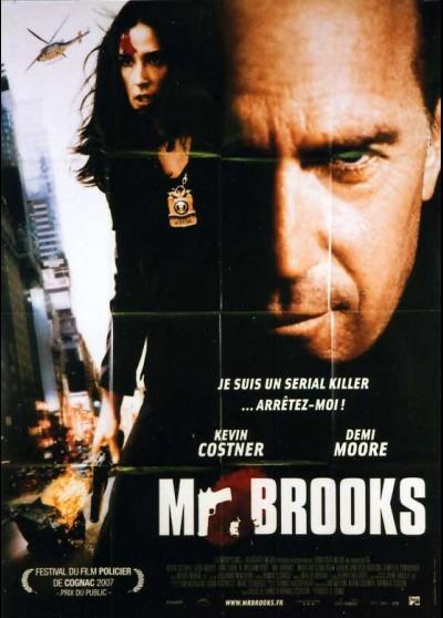 affiche du film MR BROOKS / MONSIEUR BROOKS