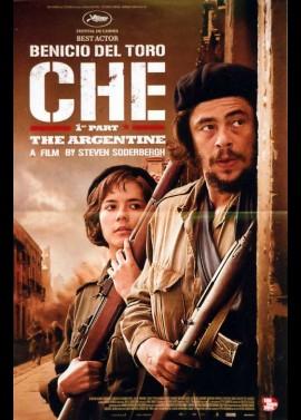 affiche du film CHE 1 ERE PARTIE L'ARGENTIN