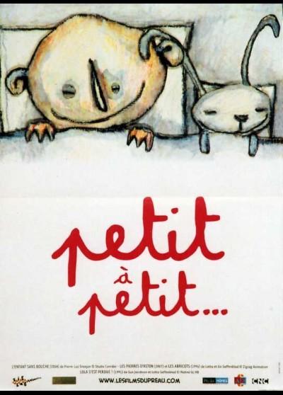 PETIT A PETIT movie poster