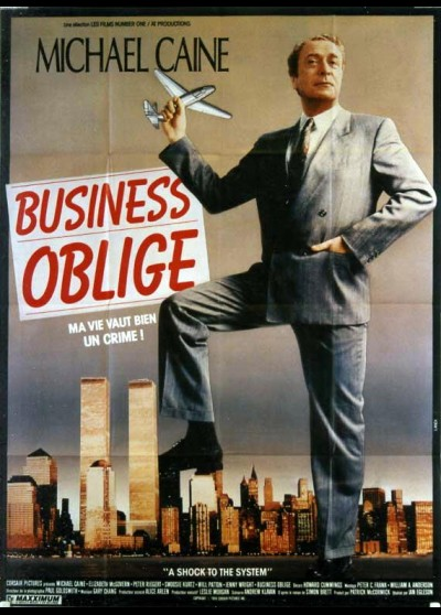 affiche du film BUSINESS OBLIGE