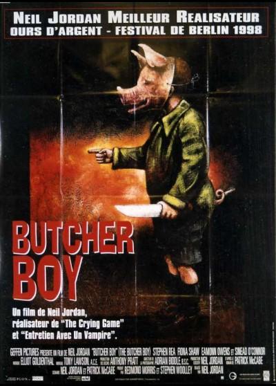 BUTCHER BOY (THE) movie poster