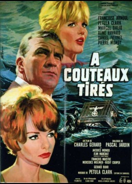 A COUTEAUX TIRES movie poster