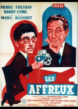 affiche du film AFFREUX (LES)