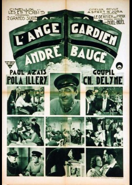 ANGE GARDIEN (L') movie poster