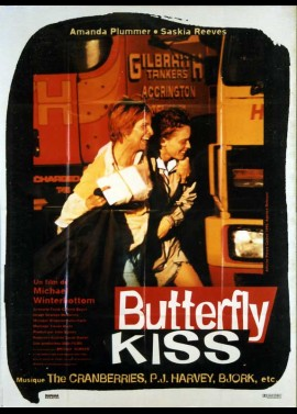 BUTTERFLY KISS movie poster