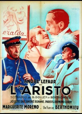 ARISTO (L') movie poster