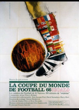 GOAL WORLD CUP 66 movie poster