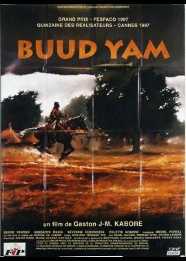 affiche du film BUUD YAM