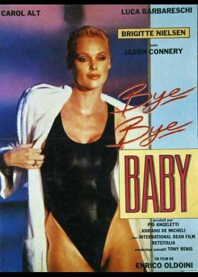 affiche du film BYE BYE BABY