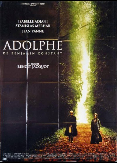 ADOLPHE movie poster