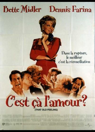 affiche du film C'EST CA L'AMOUR