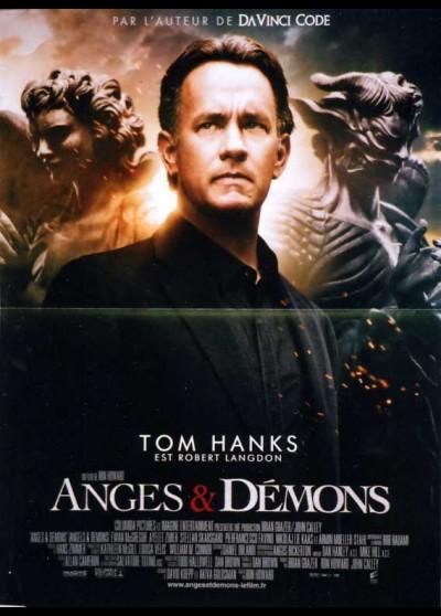 affiche du film ANGES ET DEMONS
