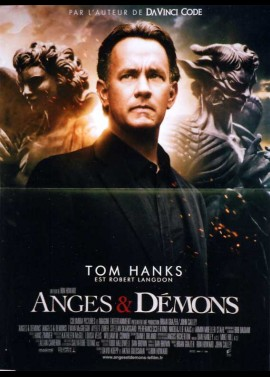 affiche du film ANGES ET DEMONS