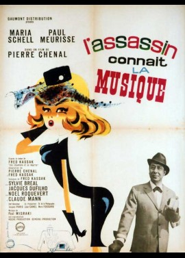 ASSASSIN CONNAIT LA MUSIQUE (L') movie poster