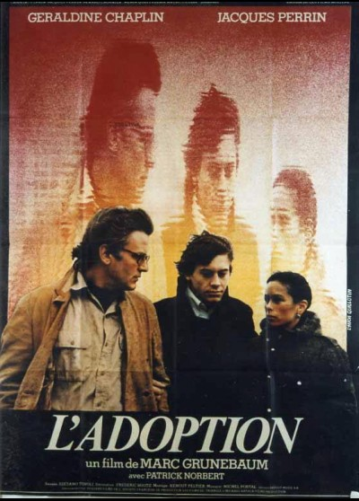 affiche du film ADOPTION (L')