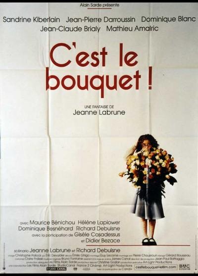 C'EST LE BOUQUET movie poster
