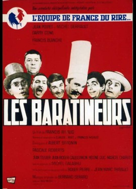 BARATINEURS (LES) movie poster