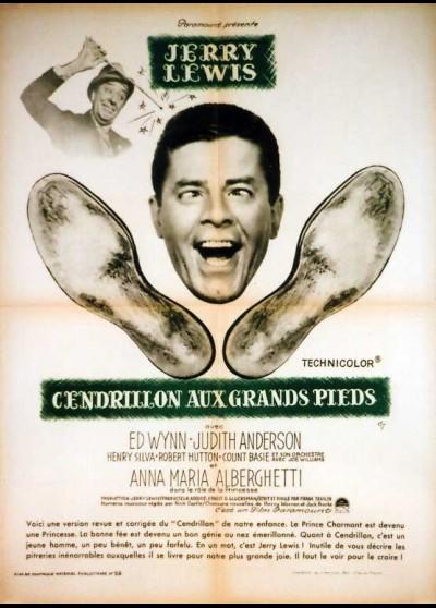 CINDERFELLA movie poster