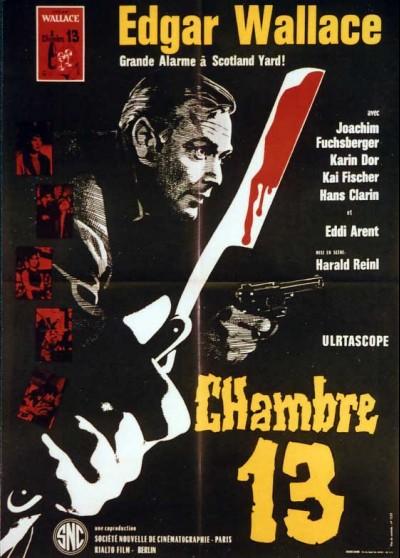 ZIMMER 13 movie poster