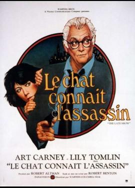 affiche du film CHAT CONNAIT L'ASSASSIN (LE)