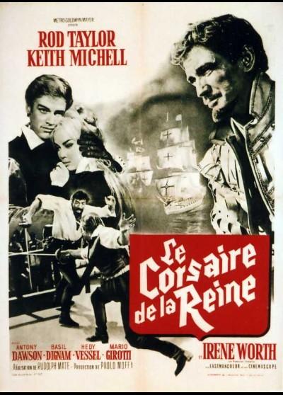 DOMINATORE DEI SETTE MARI (IL) / SEVEN SEAS TO CALAIS movie poster