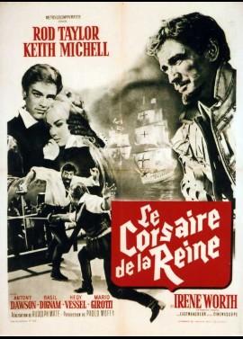 affiche du film CORSAIRE DE LA REINE (LE)
