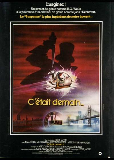 affiche du film C'ETAIT DEMAIN