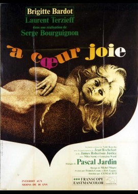 A COEUR JOIE movie poster