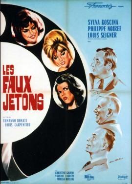 affiche du film FAUX JETONS (LES)