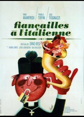 affiche du film FAIS MOI MAL MAIS COUVRE MOI DE BAISERS