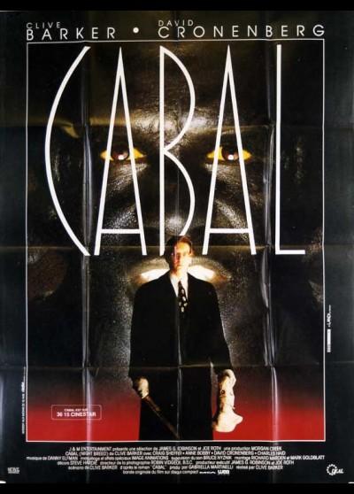 affiche du film CABAL